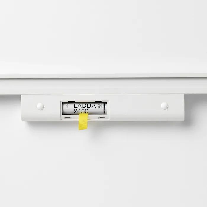 STÖTTA Iluminación LED armario sensor, a pilas blanco32 cm