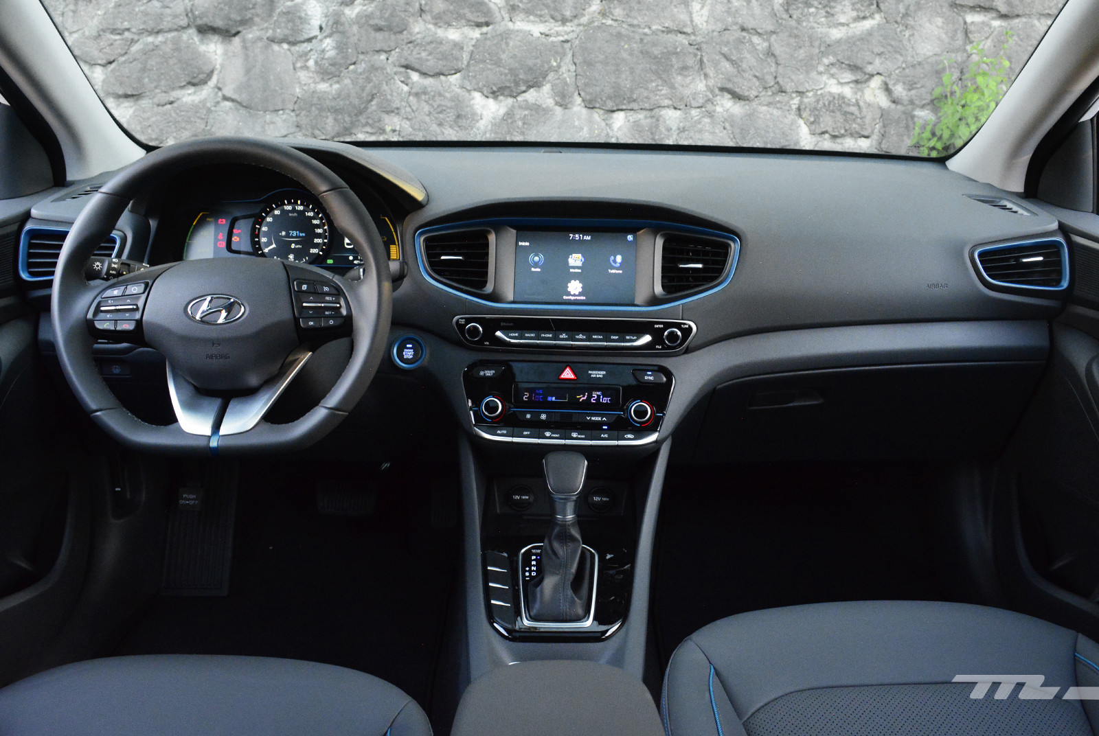 Foto de Hyundai Ioniq (prueba) (8/17)