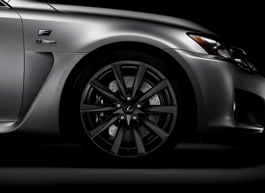 Foto de Lexus IS-F (30/111)
