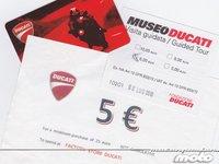 Visita Factoría y Museo Ducati tercera parte. La fábrica de sueños
