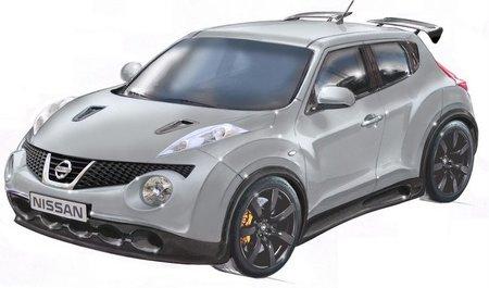 Nissan Super Juke, con motor del Nissan GT-R y 500 CV