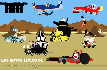 Los Autos Locos de Motorpasión F1: Baréin
