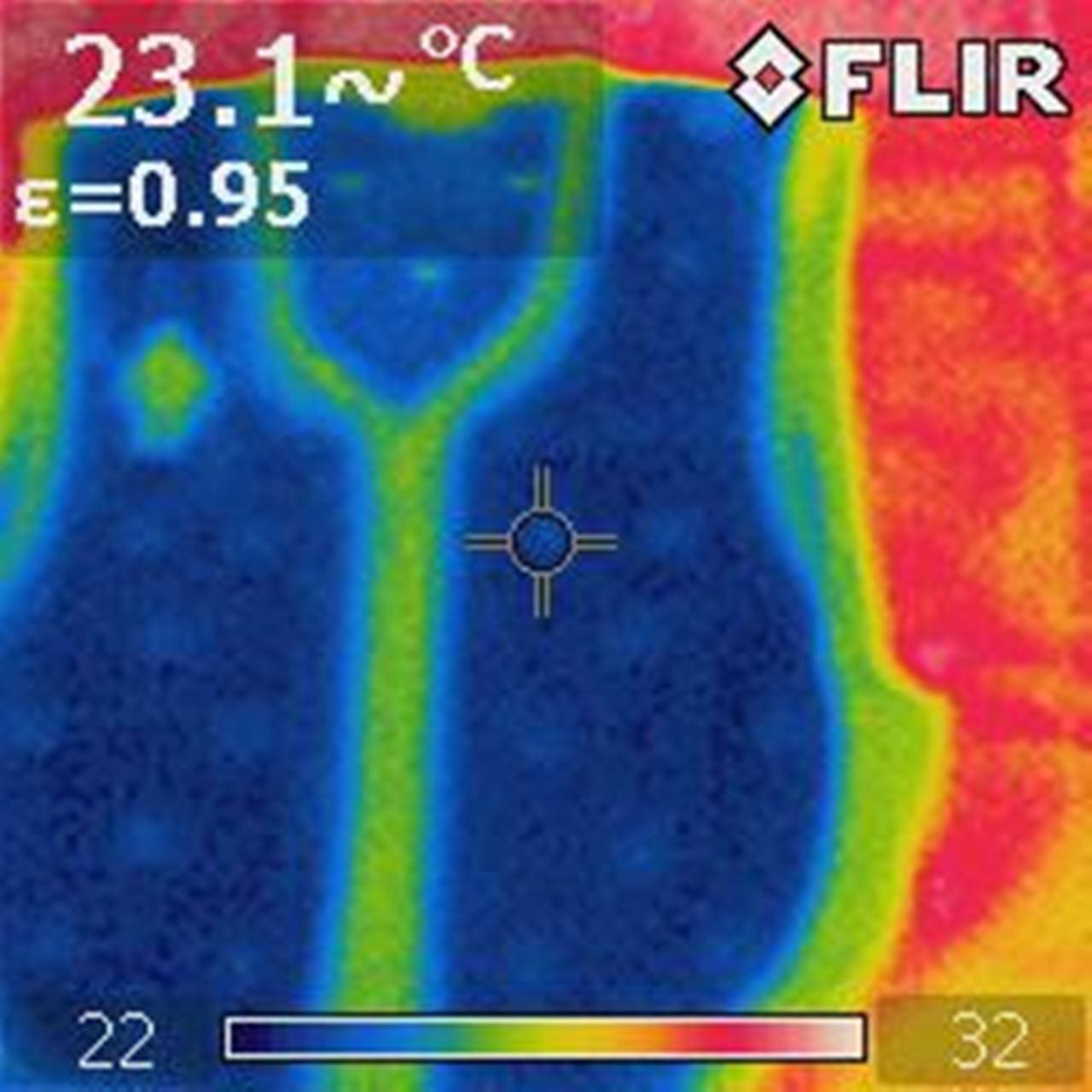 Foto de MACNA Dry Cooling, otro chaleco para ir frescos en verano (7/10)