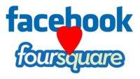 Un 20% de los usuarios de Foursquare ya han integrado Facebook Places en sus perfiles
