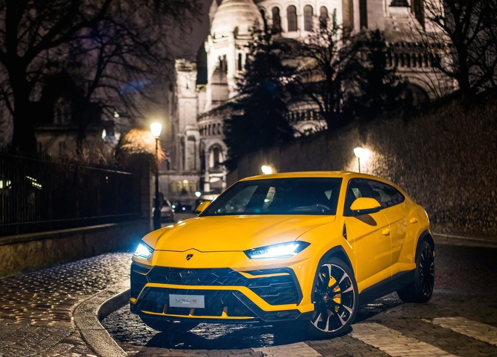 Foto de Lamborghini Urus (13/76)