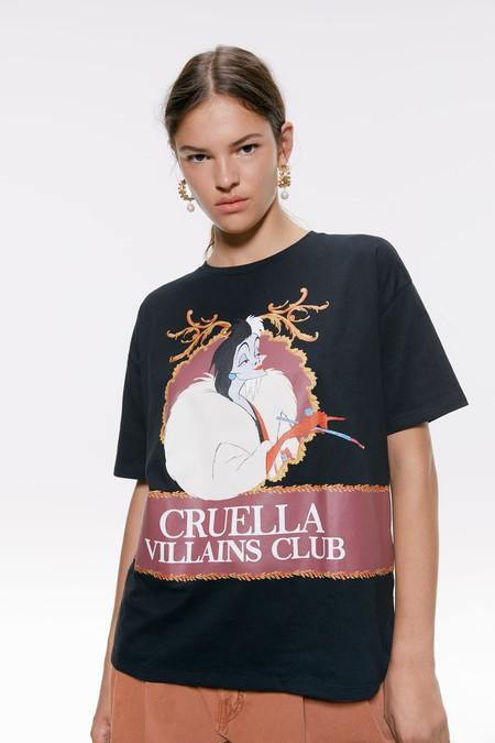 Camiseta Disney Zara 07