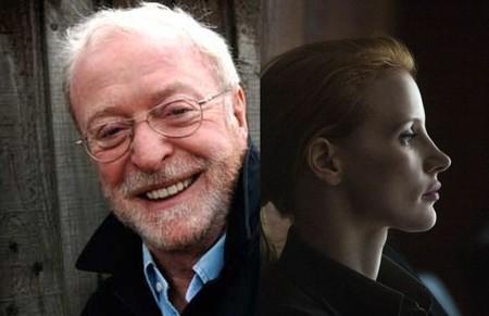 Michael Caine y Jessica Chastain se suben a 'Interstellar' de Christopher Nolan