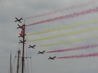 Festivales aéreos en España