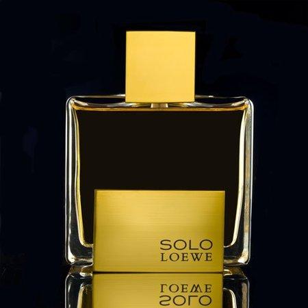 Solo Loewe Absoluto, nueva fragancia masculina