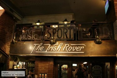 El nuevo Irish Rover. La evolución de un local con tradición