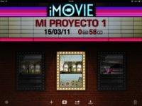 Análisis iMovie para el iPad