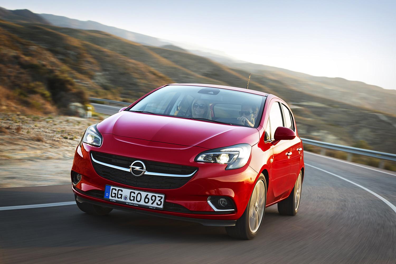 Foto de Opel Corsa (comparativa) (23/47)