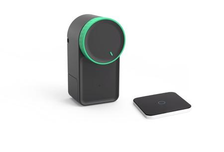 Keymitt Smart Lock: esta cerradura conectada se ayuda del Bluetooth y nuestro móvil para gestionar el acceso al hogar