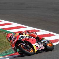 ¡Ha vuelto! Marc Márquez termina tercero en su regreso a la moto tras nueve meses fuera de MotoGP
