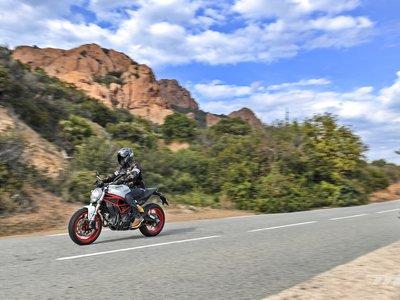 Ya conocemos la opción premium más bella para el carnet A2, y se llama Ducati Monster 797