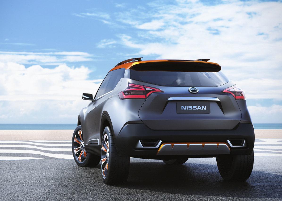 Foto de Nissan Kicks Concept (6/26)