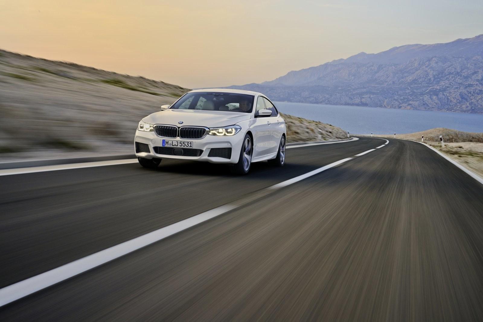 Foto de BMW Serie 6 Gran Turismo (6/54)