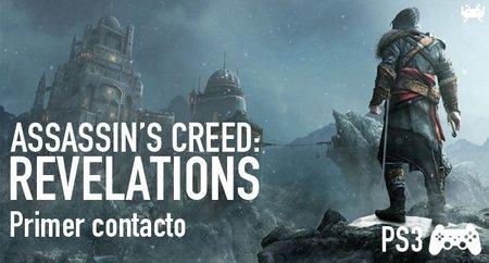 'Assassin's Creed: Revelations' para PS3: primer contacto