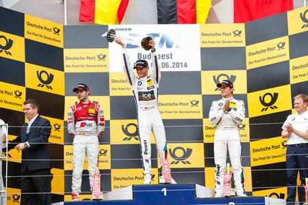 Sólo Marco Wittmann evita la victoria de Miguel Molina en Hungaroring