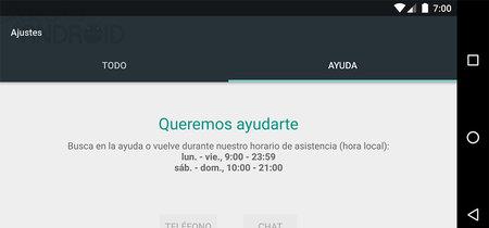 El Servicio de Asistencia de Google no es exclusivo de los Pixel, llega a los Nexus 5X y 6P con Android 7.1.1