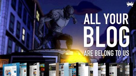 El formato episódico, Blade Runner en los videojuegos y la situación de la crítica. All Your Blog Are Belong To Us (CCLXXXIX)