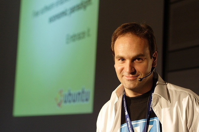 mark shuttleworth canonical ubuntu