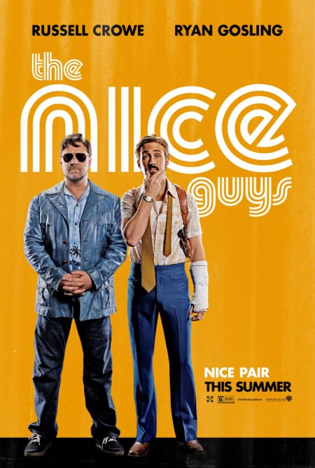 El cartel de The Nice Guys
