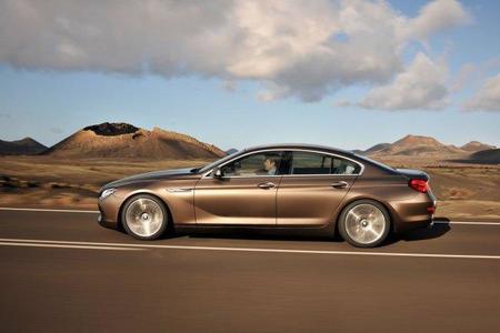 BMW Serie 6 Gran Coupé, desde 87.600 euros en España