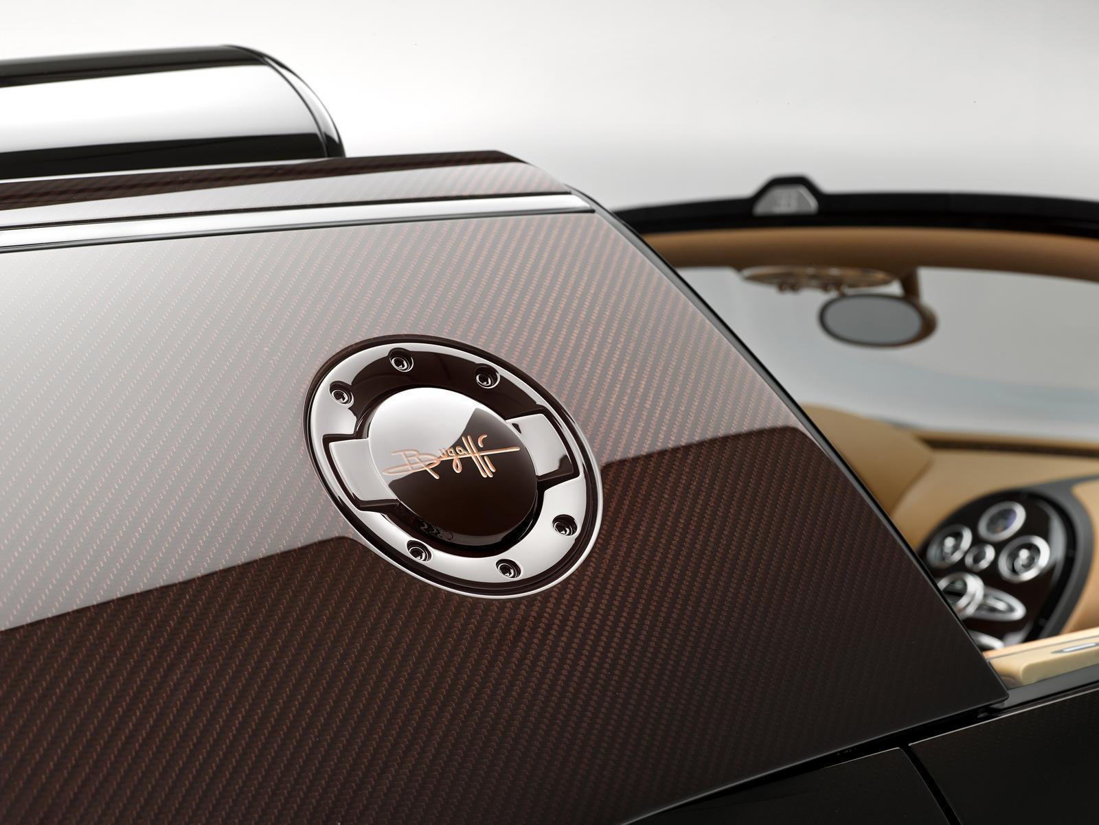 """Foto de Bugatti Veyron """"Rembrandt Bugatti"""" Legend Edition (7/16)"""