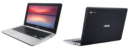 ASUS C200 y C300 Chromebook