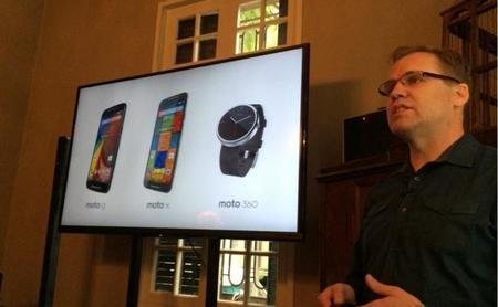 Nuevos Motorola Moto X, Moto G, y Moto 360,  precio y disponibilidad en México