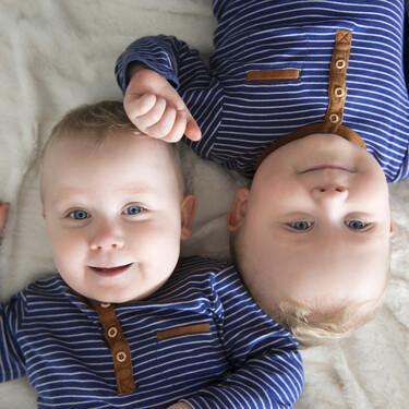 Nacen más gemelos que nunca en el mundo: uno de cada 42 bebés es un gemelo