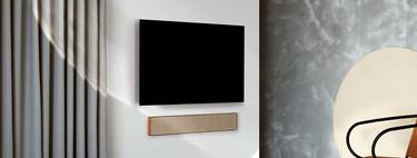 Beosound Stage, la nueva barra de sonido de Bang&Olufsen que combina alta tecnología con el diseño tradicional de la casa