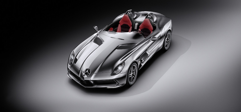 Foto de Mercedes-Benz SLR Stirling Moss (6/44)
