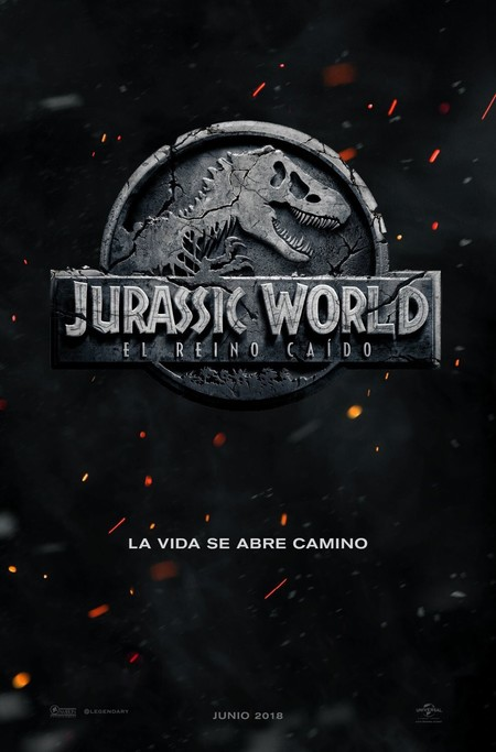Jurassic World 2 cartel español