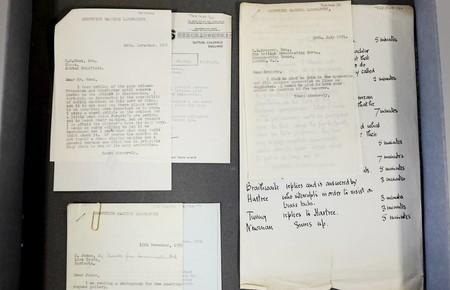 Se encuentran 148 cartas inéditas de Alan Turing en un almacén