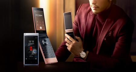 Samsung Flip Phone Dos Pantallas Snapdragon 845 3