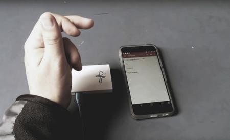¿Escribir en el móvil a través de gestos en el aire? Es posible con los pequeños radares del Project Soli