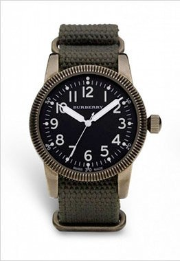 burberry reloj