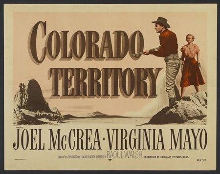 Western: 'Juntos hasta la muerte' de Raoul Walsh