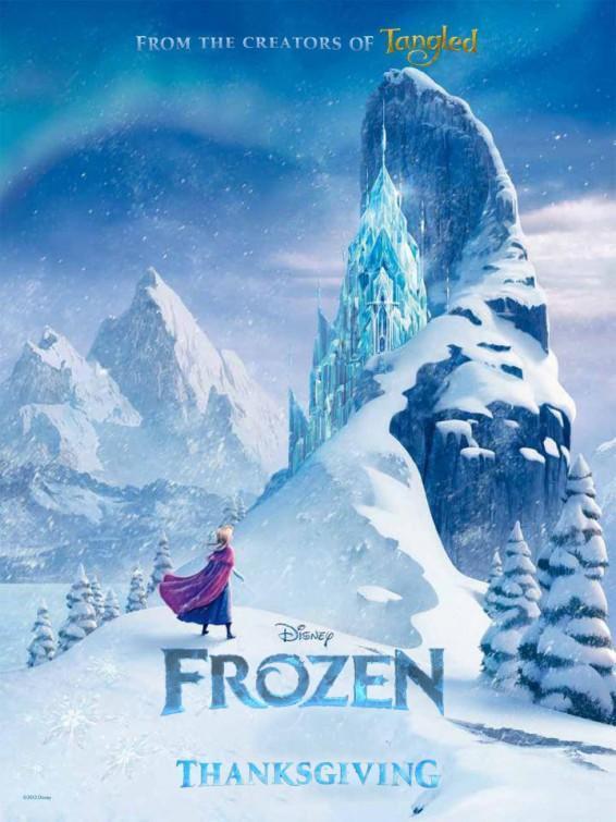 Foto de Carteles de Frozen (1/12)