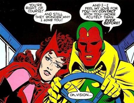 Wanda y Visión