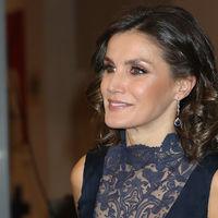 Doña Letizia estrena uno de sus looks más sensuales