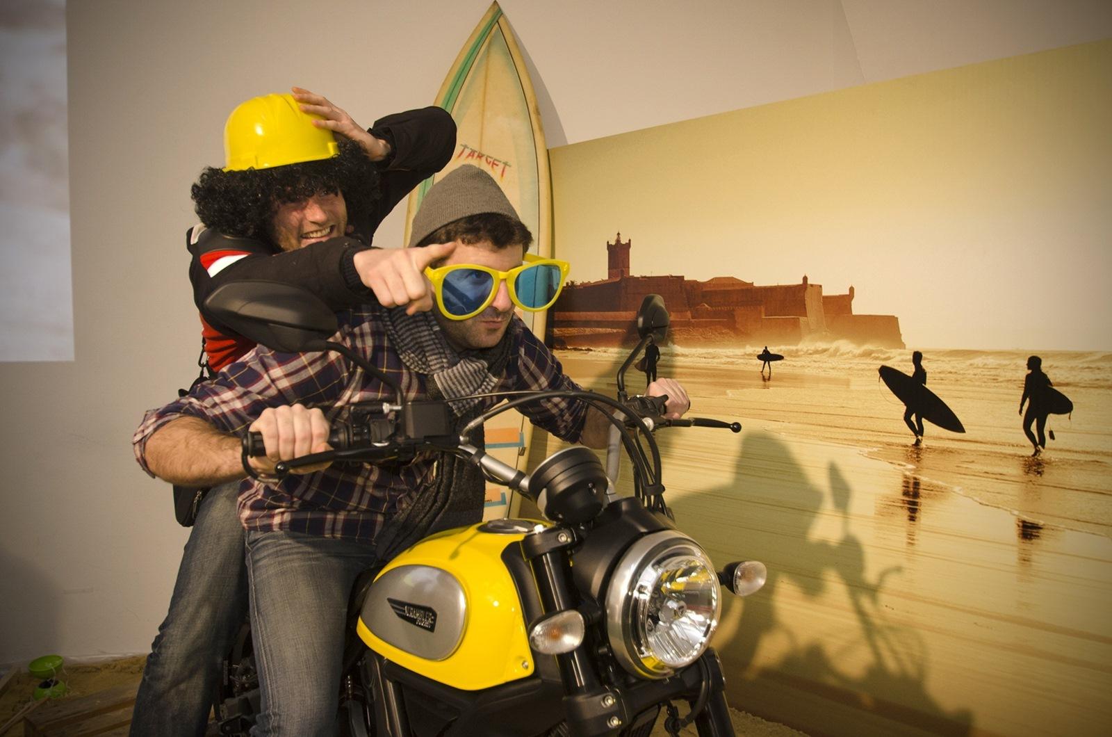 Foto de Ducati Scrambler, Land of Joy Madrid (4/5)