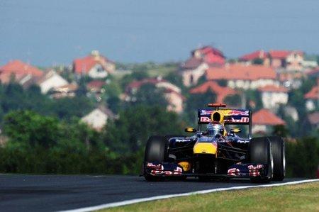 Red Bull tratará de salvar los muebles en Monza