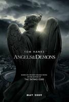 'Angels & Demons', teaser póster