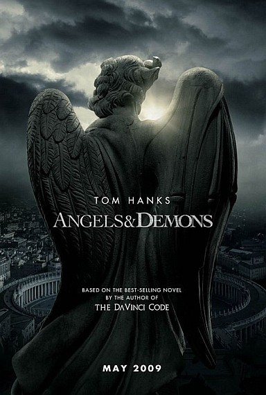 'Angels & Demons', teaser póster