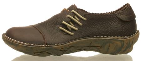 El naturalista, zapatos ecológicos