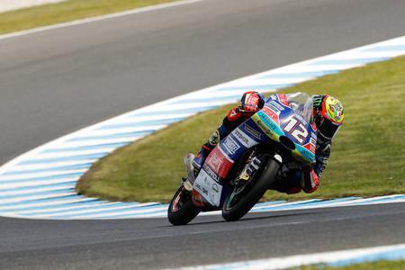 Marco Bezzecchi Moto3 Motogp Australia 2018