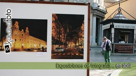 Exposiciones de fotografía en abril
